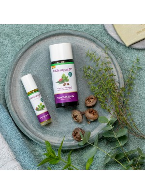 Масажно масло срещу настинки и вируси