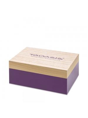Кутия за съхранение TaoCase на 24 етерични масла