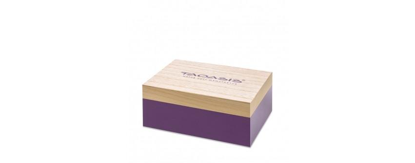 Кутии за съхранение на етерични масла