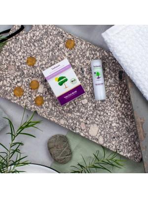 Органични таблетки за смучене от чаено дърво